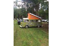 1979 WestfaliaT2 Bay Window VW Campervan