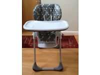 Chico highchair polly