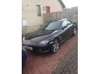 Mazda Rx8 2005 192ps 5speed
