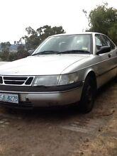 Solid Saab auto hatch Mount Stuart Hobart City Preview