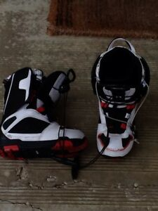 Kids Sims snowboard boots