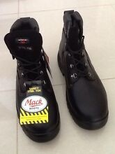 Mack Steel Cap Safety Boots (Size UK 10) Ocean Reef Joondalup Area Preview