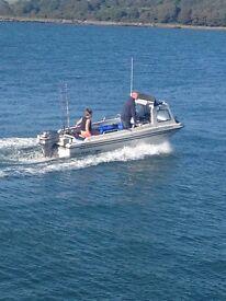Sea hog boat