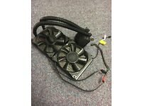AMD 8350, MSI 990 FXA Motherboard, Cooler Master 280L Nepton