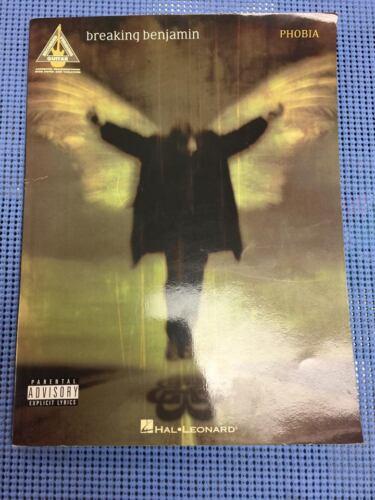 Breaking Benjamin : Phobia (2007, Paperback)