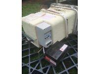 Battery box, consumer unit & zig x-2