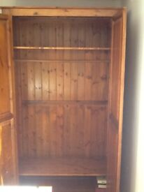 2 Wardrobes for sale