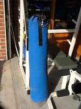 Large Canvas Punching Bag Taylors Beach Port Stephens Area Preview
