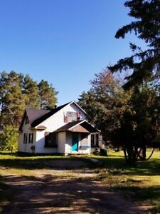 House for rent near Carrot River