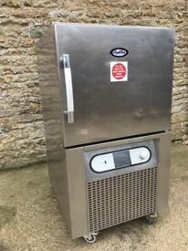 williams blast chiller unit stainless