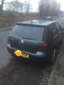 VW golf gti 1.8t AGU