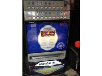 Retro Mancave Pub Rare rangers football Cigarette machine