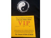 Thringstone Martial Arts One Month FREE