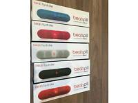 Beats Pill Boxed Various Colours HD Sound