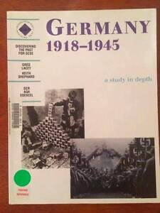 Germany 1918-45: A Study In Depth Connolly Joondalup Area Preview