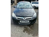 vauxhall astra late 2009