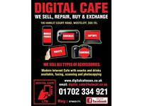 Digital Cafe Essex Mobile Phone, Tablet, Laptop, PC Repairs + Accessories BEST Service IN TOWN