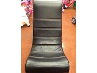 Gaming chair X rocker excellent condition no wear or tear