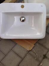 Square bathroom basin Forrestdale Armadale Area Preview