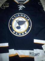 KEITH TKACHUK SIGNED ST. LOUIS BLUES RBK JERSEY