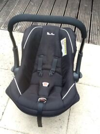 Silver cross baby car seat from birth