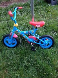 Thomas and friends bike