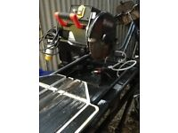 Brutus electric professional tile saw
