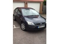 Ford Focus Low Milage, 1 yer MOT,4 New Tyres, Auto, 1.6 petrol