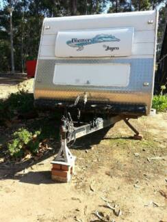 23 Foot Jayco Discovery Dingup Manjimup Area Preview