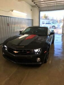 2012 Camaro 45th anniversary edition 2SS