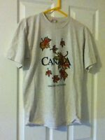 CANADA Maple Leafs Niagara-On-The-Lake T-Shirt