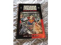 Superman vs Terminator