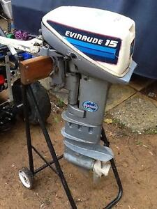 15hp outboard Swan View Swan Area Preview