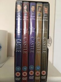 various dvds and boxsets