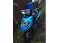Piaggio Typhoon 125 Moped