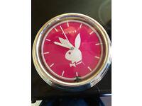 Large Playboy Clock
