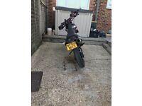 lexmoto adrenaline 125 spares or repairs