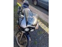 Honda cbr400rr