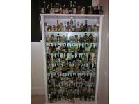 Rare, antique alcohol mini bottle collection!