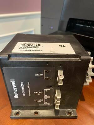 York Honeywell M7215a1024 8565 Economizer Damper Actuator Motor