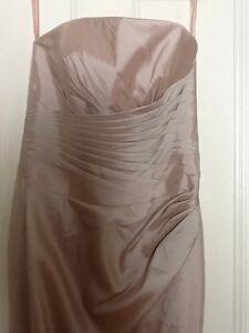 "Blush pink ""Allure Brridals"" formal dress size 14 Cleveland Redland Area Preview"