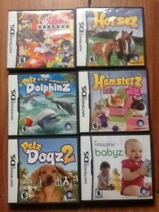 DS games for sell