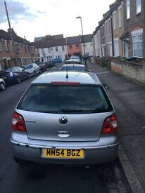 £700 Volkswagen Polo 2004 1.2 63,000 (NEEDS NEW EXHAUST - EMITTING WHITE SMOKE) Quick Sale