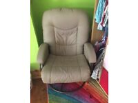 Nursing chair from