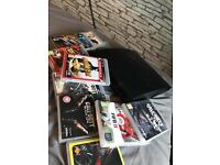 PS3 and game bundle
