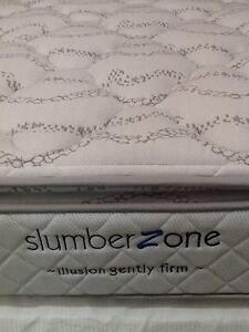 Queen Esemble Pillowtop Bed Slumberzone Berkeley Vale Wyong Area Preview