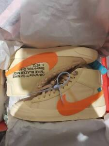 Off White X Nike Blazer Mid Quot Halloween Pack Quot Us11 Men S