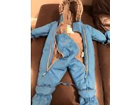 Snowsuits and clothes for sale