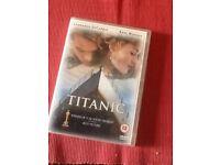Titanic original dvd