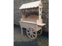 Brand New Candy Carts - Sweet Carts